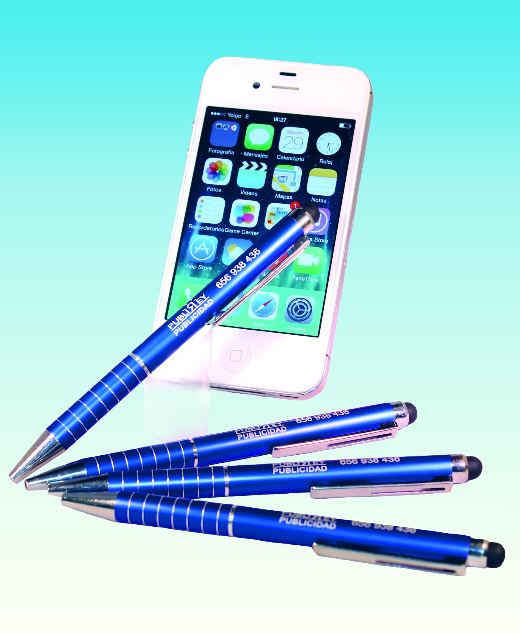 Bolígrafos itouch